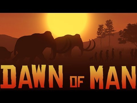 Civilization Begins - Hunting Animals & Building A Stone Age Empire - Dawn of Man Gameplay Part 1