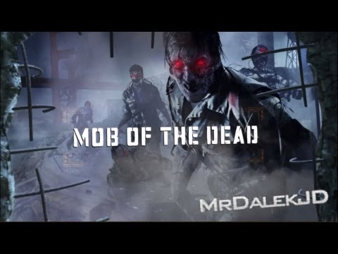 Black Ops 2 &quot;UPRISING&quot; Gameplay Trailer - &quot;Mob of The Dead&quot; FULL Analysis of Cast, Story &amp; Features!