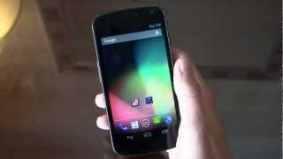 Android 4.1 Jelly Bean Walkthrough