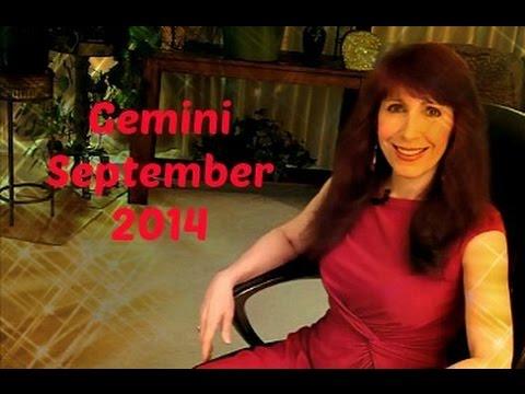 Gemini September 2014 Astrology video