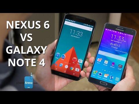 Google Nexus 6 vs Samsung Galaxy Note 4 (11)