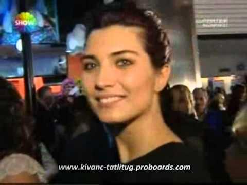 Kıvanç Tatlıtuğ , Beren Saat , Tarkan & Others in Most Beautiful Eyes List - August 18th 2012