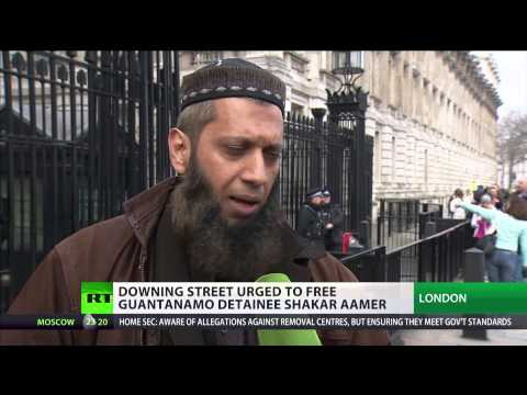 Downing Street urged to free Guantanamo detainee Shakar Aamer
