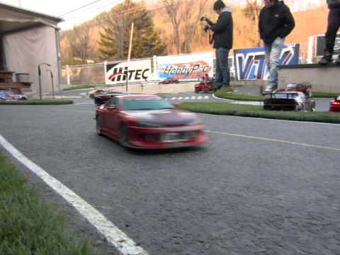 2011 Korea RC Street Drift Challenge 1Round (in Young-in RealCIrcuit)