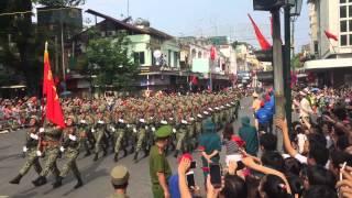 Lễ diễu binh, diễu hành mừng Quốc Khánh 2- 9 - 2015