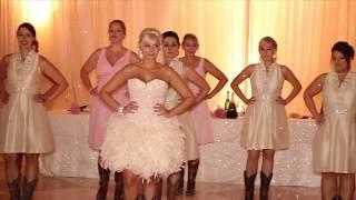 Full Version Country Girl Surprise Wedding Dance Medley