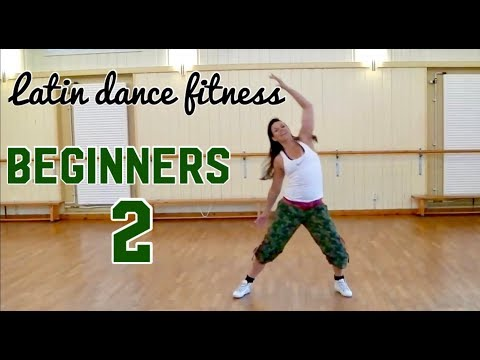 Zumba Class For Beginners 2 video