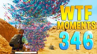 PUBG Daily Funny WTF Moments Highlights Ep 346
