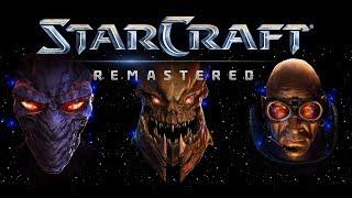 Starcraft Remastered! ZvP