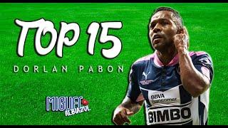 Top 15 de Dorlan Pabon con Monterrey