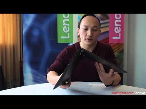 Lenovo YOGA and MIX Windows Devices at MWC 2016 Walkthrough