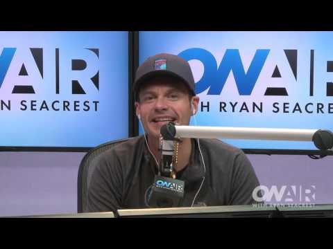 Chris Martin Invites On Air Crew On Coldplay Tour   On Air with Ryan Seacrest
