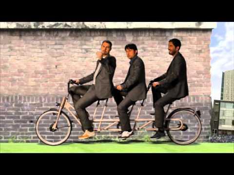 Citroën C4 Positive Power – Intervista con il Trio Medusa