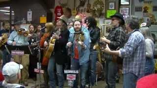 """""""CrawDad Hole (You Get A Line & I'll Get A Pole)"""" on THE """"Viva! NashVegas® Radio Show"""" 1/25/14"""