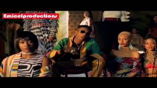 Wizkid ft  Davido   Naija All The Way OFFICIAL MUSIC VIDEO