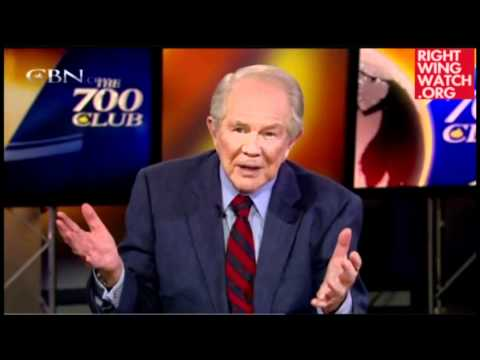 Pray To Stop Tornadoes! Pat Robertson