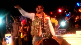 Remy Ma and Papoose 'Bucket Naked' at BB Kings