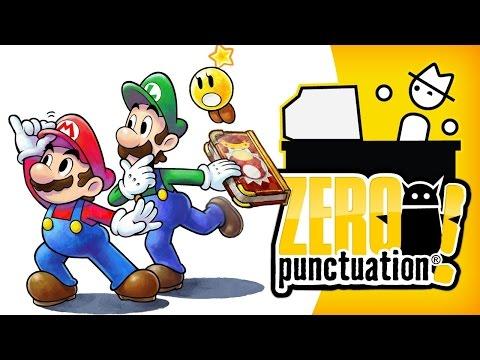 Mario & Luigi: Paper Jam (Zero Punctuation)