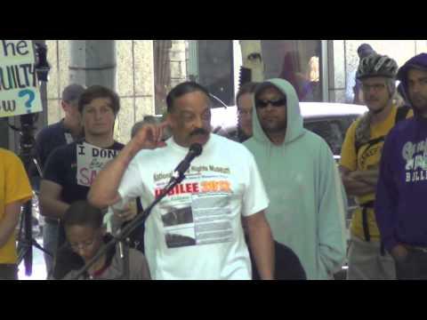 Boycott Charles Barkley! Trayvon Rally