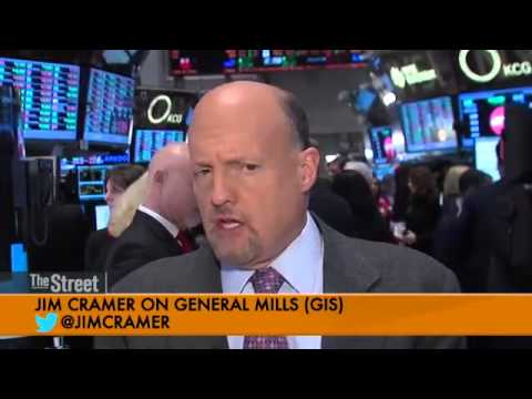 Jim Cramer on FedEx, General Mills Earnings