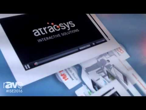 ISE 2016: Atracsys Demonstrates PopupExperience Application
