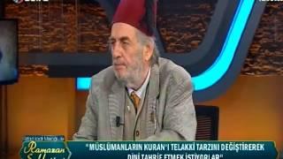 Kadir Mısıroğlu İle Ramazan Sohbetleri (Beyaz Tv - 16 Haziran 2016)