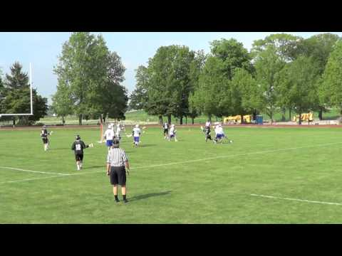 Kiski School Boys Lacrosse @ Mercersburg Academy Highlight Video 517-13