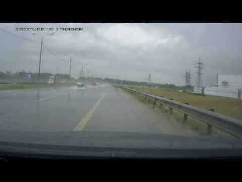 Авария на трассе М4