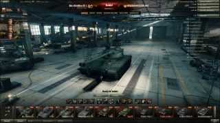 World of Tanks - BatChat 25t - Full HD Tank Review & Guide - The Assassin