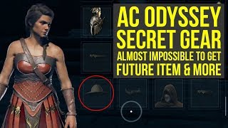 Assassin's Creed Odyssey Secrets SPECIAL ARMOR That Is Hard To Get, Future Item & More (AC Odyssey)