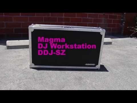 Magma DJ Workstation DDJ-SZ