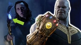 The REAL Reason Why Thanos Trusted Loki With the Mind Stone - INFINITY WAR EXPLAINED