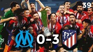 Pouquoi lOM a perdu Marseille 0-3 Atletico Madrid