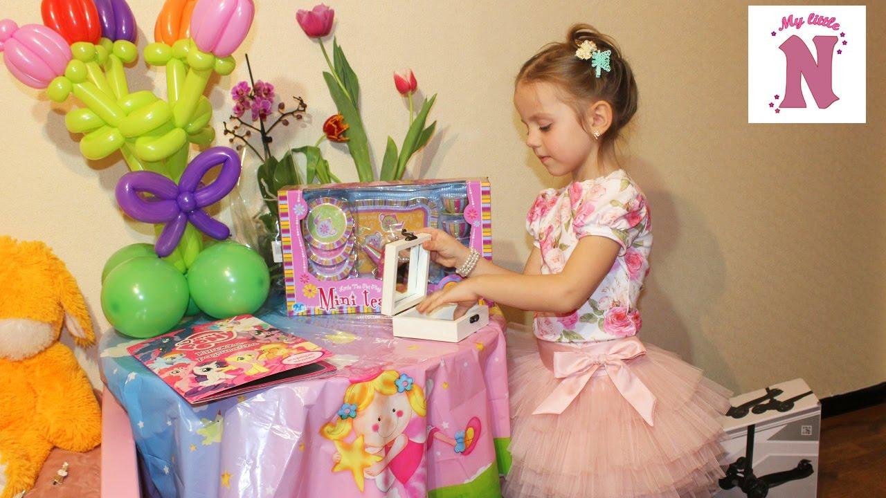 Подарки для девочки насти