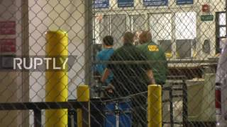 USA: US veteran arrested in Fort Lauderdale shooting arrives at Florida jail
