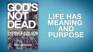 'God's Not Dead' | Rice Broocks