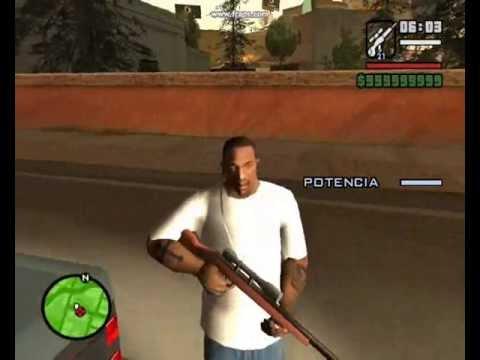 Misterios Reales de GTA San Andreas-loquendo (capitulo 1)