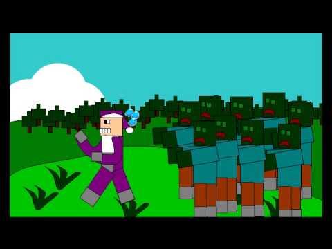 PARODIA apocalipsis minecraft 2 parte 2 por Ormus94