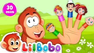 Finger Family Song | FlickBox Popular Nursery Rhymes and Kids Learning Videos