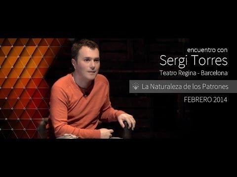 """SERGI TORRES - """"La Naturaleza de los Patrones"""" - Barcelona, Teatro Regina - Febrero 2014"""