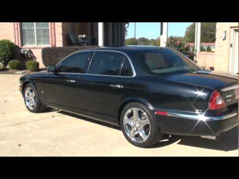 2006 Jaguar Xj8 Vanden Plas Navigation Loaded V8 For Sale