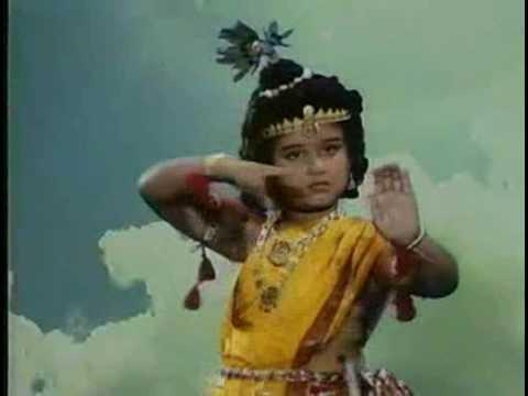 Krishna Dancing On Kaliya Nag's Heads Кришна танцует на головах Калийи video
