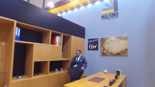 Multimo Convertible Wall Bed with Table