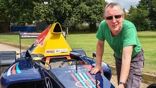This Formula One Car Is Road Legal!