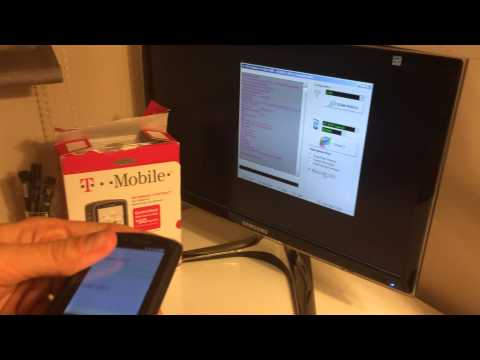 ALCATEL OT-875T T-MOBILE SPARQ II DIRECT UNLOCK USING FURIOUSGOLD