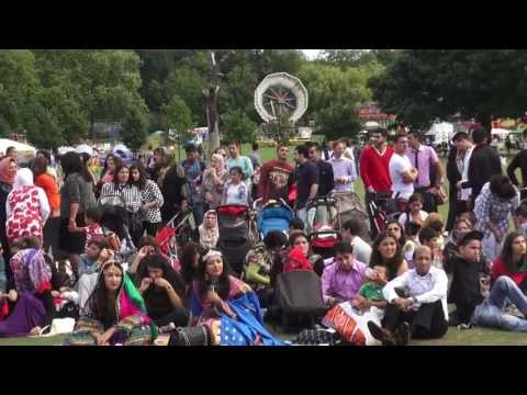 Afghan Summer festival 2013 in London Full program-Official upload