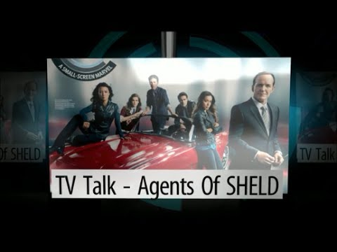 TV TALK - Agents Of S.H.I.E.L.D. S1Ep18