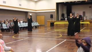 'Samoa E'- Vaniah Toloa Dance (Helen's Welcome Back)