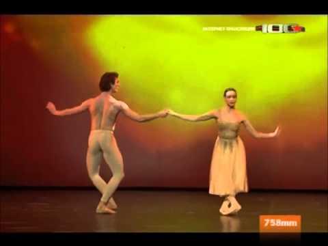 Ольга Смирнова и Семен Чудин - Таис (ХII Международный фестиваль балета Dance Open)