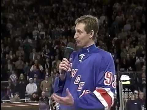 Wayne Gretzky's Final NHL Game (1 of 4) (Complete HNIC Broadcast)
